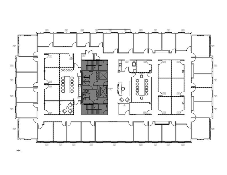 Deerfield Floor Map